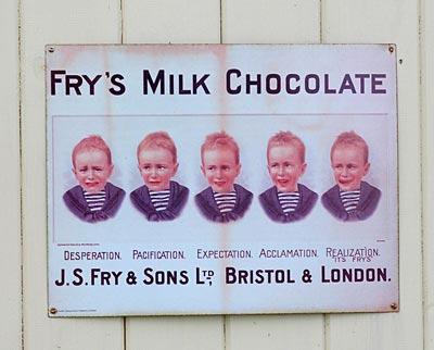 Five Boys Chocolate Nitty Grits